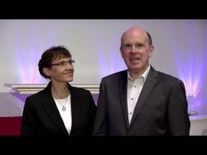 Daniel und Isolde Müller begrüßen allen zum Neujahr