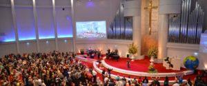 Sonntags im Gottesdienst