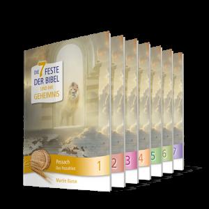 Buchserie über biblischen Feste und ihr Geheimnis