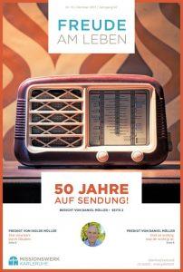 50 Jahre auf Sendung! - Magazin Oktober 2017