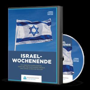 Vorträge vom Israelwochenende