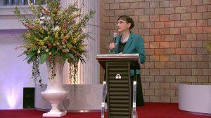 Gunst beim König - Predigt von Isolde Müller