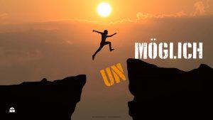 (UN)MÖGLICH- Hintergrundbild für Desktop ohne Vers