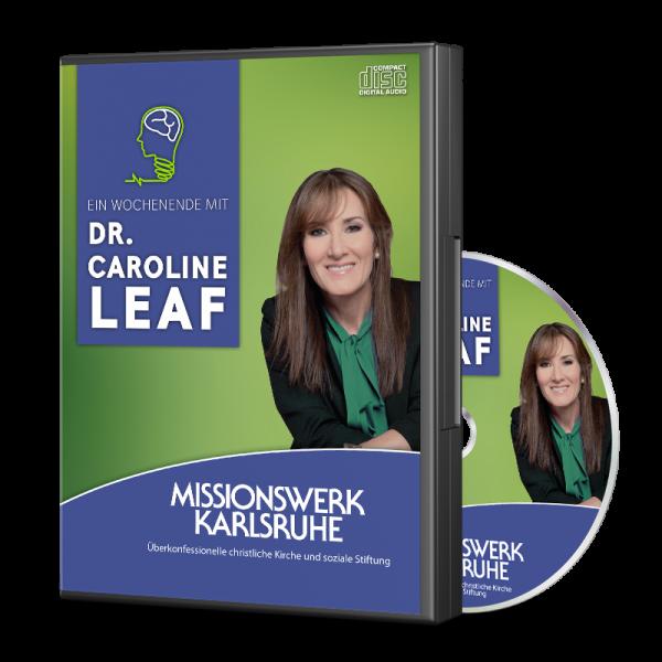 Konferenz mit Dr. Caroline Leaf 2017