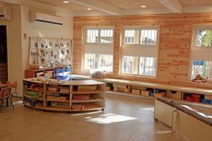Blick in den Kindergarten
