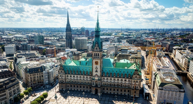Missionswerk in Hamburg