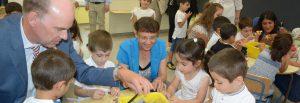 Das 52. Kindergartenprojekt in Gilo, Jerusalem, vom Missionswerk Karlsruhe