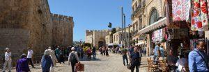 Israel-Rundreise 2019 mit dem Missionswerk Karlsruhe letzte Station Jerusalem