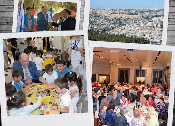 Israel-Rundreise 2019 52. Kindergartenprojekt in Gilo vom Missionswerk Karlsruhe
