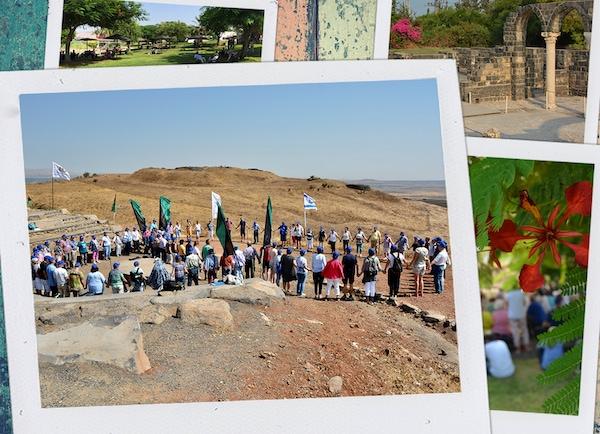 Israel-Rundreise 2019 Reisetagebuch Tag 4 Damaskus Golanhöhen