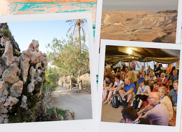 Gott erleben in der Wüste Tag 2 vom Missionswerk Reisetagebuch Israel-Rundreise2019