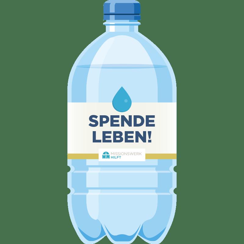 Spende Leben mit dem Biosandfilter-Projekt vom Missionswerk Karlsruhe