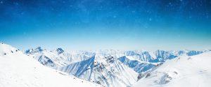 Schneeberge zeigen den Gott ohne Limit MIssionswerk Karlsruhe