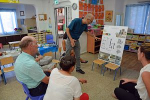 53. Kindergartenprojekt vom Missionswerk Karlsruhe in Israel Sanierung notwendig