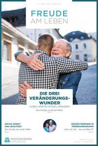 Magazin Freude am Leben März 2020 Missionswerk Karlsruhe