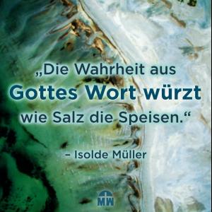 Salz am Meer Salz und Licht Ermutigung der Woche Missionswerk Karlsruhe