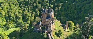eine sichere Burg gibt Vertrauen