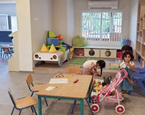 53. Kindergartenprojekt vom Missionswerk Karlsruhe in Jerusalem