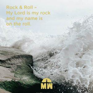 Wellen in der Brandung Rock & Roll Ermutigung der Woche Missionswerk Karlsruhe
