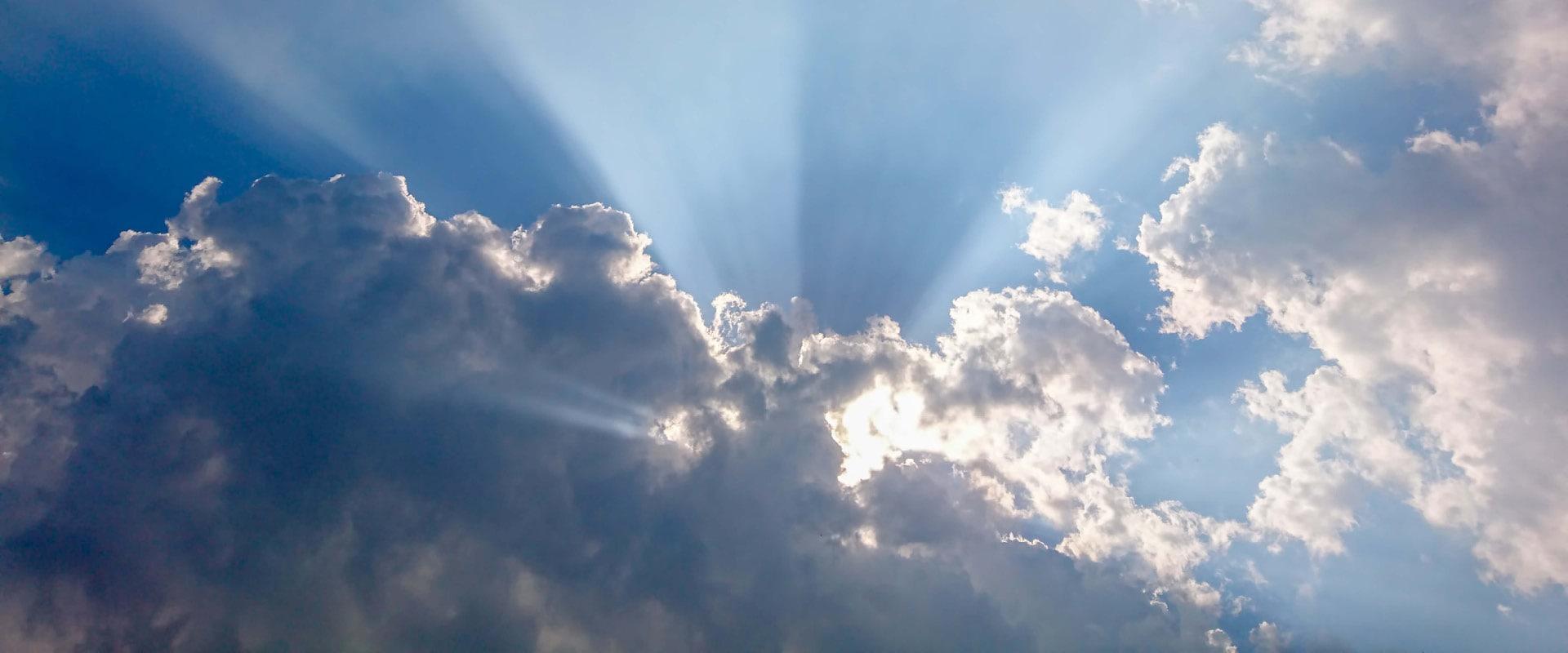 Was versperrt dir den Himmel?