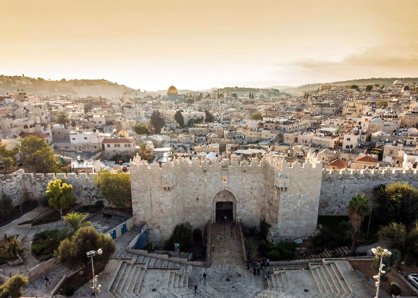 Blick auf Jerusalem Reisetagebuch vom Missionswerk Karlsruhe