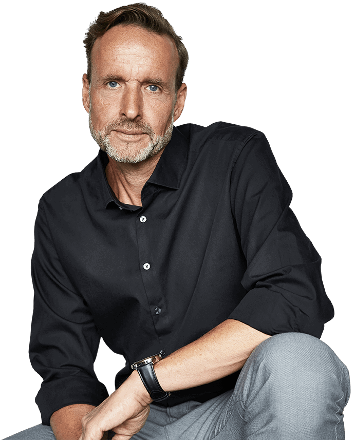 Dirk Schröder, der Männer-Coach